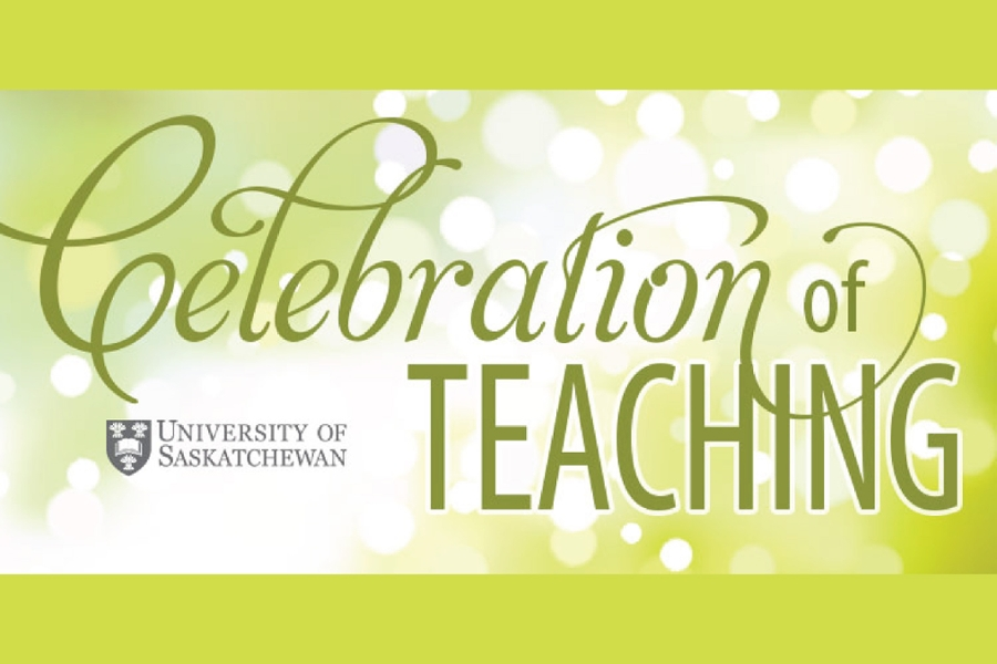 An opportunity to celebrate instructors