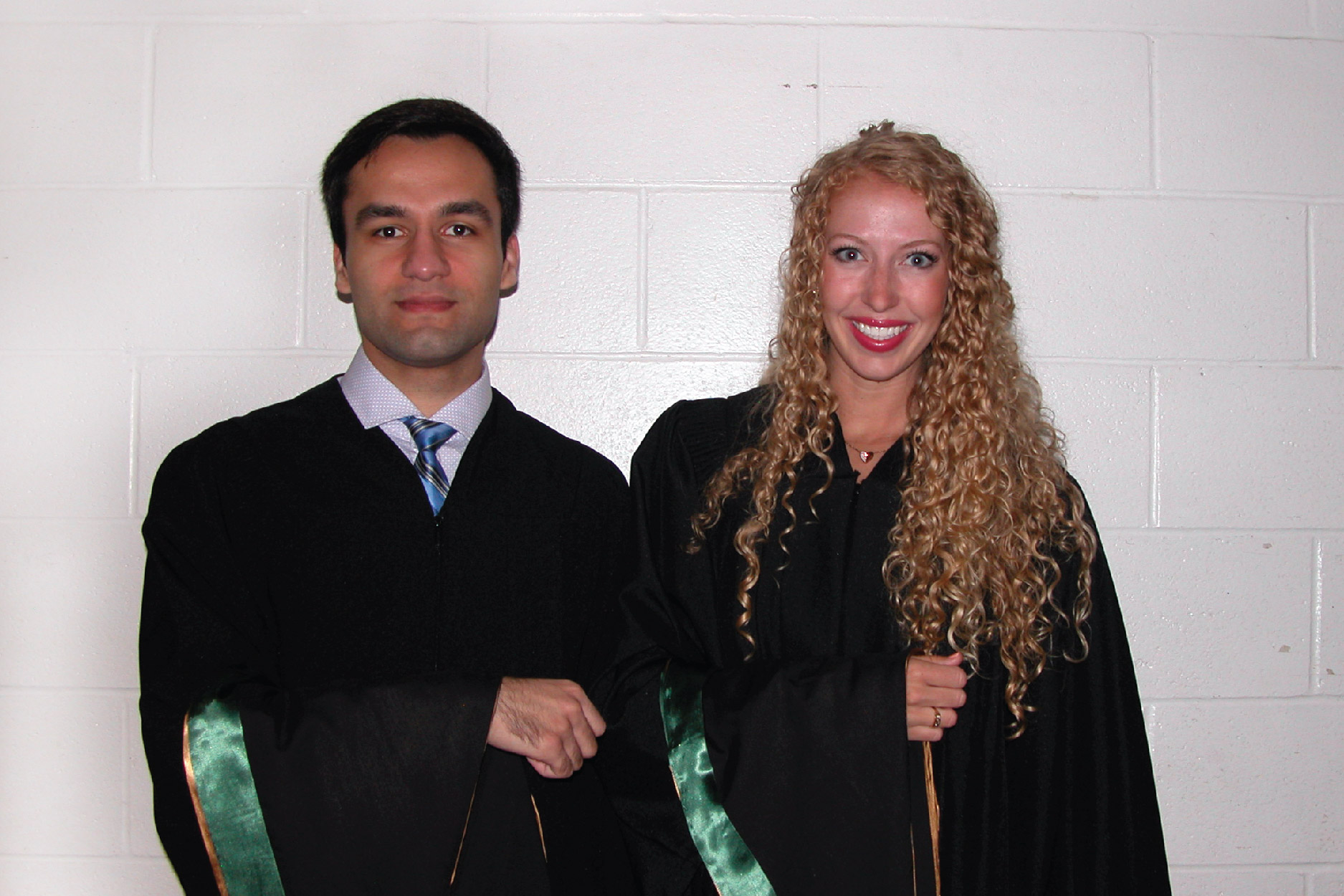 Student Awards at Spring Convocation